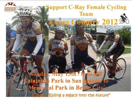 Women's Cross Country Cycling Classic this Sunday | Cayo Scoop!  Bestofcayo.com's E-mag. | Scoop.it
