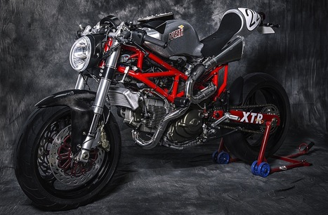 Extrema by XTR | Cafe racers chronicles | Scoop.it