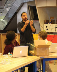 Learning Labs: Transforming Youth from Digital Consumers to | 21C Library | Scoop.it