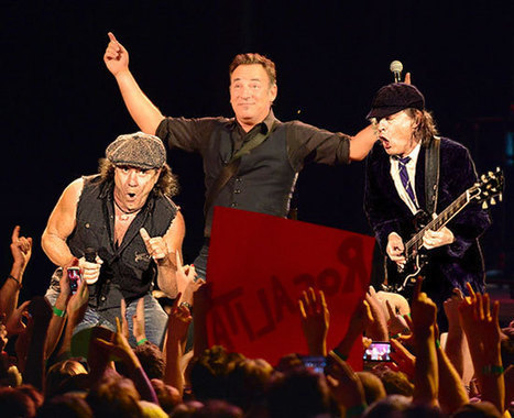 Concierto sorpresa de Springsteen con AC/DC en Australia! | Política & Rock'n'Roll | Scoop.it