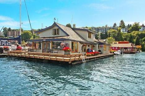 Owners Sell Iconic Sleepless in Seattle Houseboat | Seattle New Homes | Scoop.it