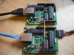 Build Night: Nanode Ver. 5 – Thursday Dec 1st | Arduino, Processing | Scoop.it