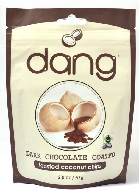 Dang Chocolate Coated Coconut Chips: The Perfect Fair Trade Snack | Fair Trade USA | Fairly Traded News | Scoop.it