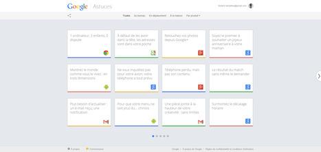 Google Tips : Google vous aide au quotidien | Référencement web | Scoop.it