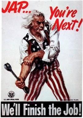 - La propagande américaine et japonaise lors de la guerre du Pacifique pour l'épreuve d'Histoire des Arts | La Longue-vue | Scoop.it