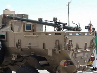 Denel offering firepower versions of its Casspir 2000 | DEFENSE NEWS | Scoop.it