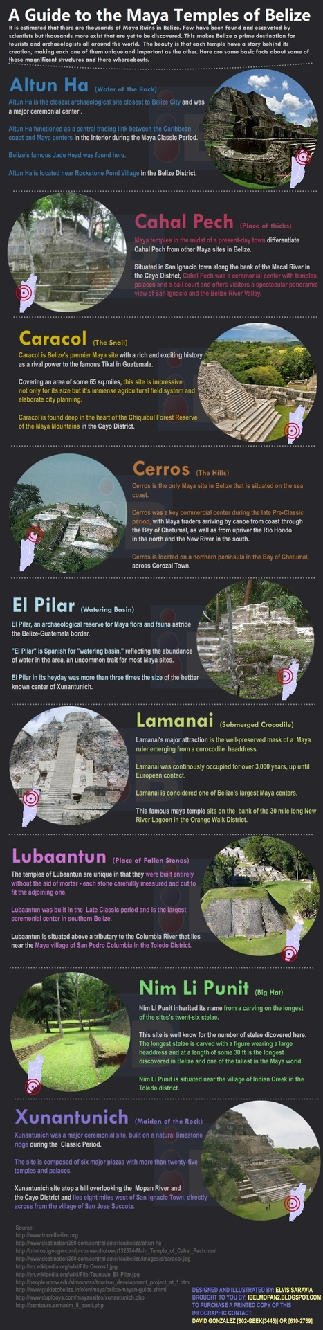 Mayan Temples of Belize | mayan archaeology | Scoop.it