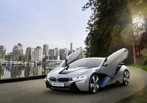 BMW i8 | Bmw i8 Concept – News, Specs, Price & Pictures | Electric Car Pictures | Scoop.it