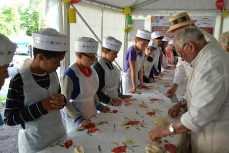 Fête du pain : la consécration de l'artisanat | La République77.fr | Actu Boulangerie Patisserie Restauration Traiteur | Scoop.it