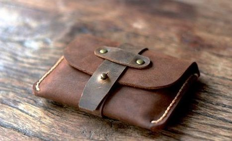 MONEY CLIPS ARE NO LONGER JUST FOR MEN | Buy Coll Wallets | Scoop.it