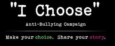 """""""I Choose"""" Anti-Bullying Campaign   Get Your Free Starter Kit   Cyberbullying, it's not a game! It's your Life!!!   Scoop.it"""