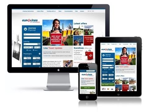 Thiết kế web mobile - Xu hướng mới nhất 2015 | Vinamax.,jsc | Scoop.it