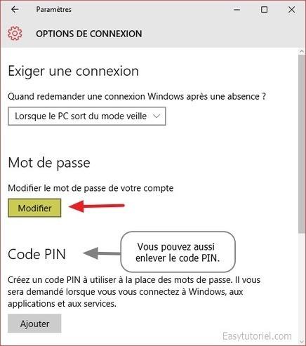 Se connecter sans mot de passe sur Windows (rapide) !   Au fil du Web   Scoop.it