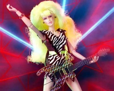 New Jem and The Holograms doll line from Integrity-Hasbro adds The Misfits | Fashion Dolls | Scoop.it