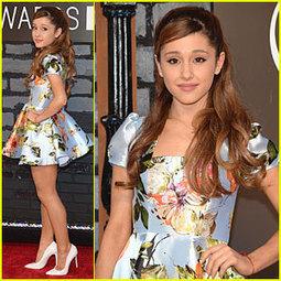 Ariana Grande - MTV VMAs 2013 Red Carpet - Just Jared   General Cleaning   Scoop.it