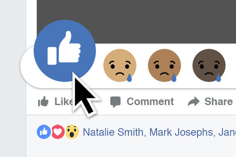 Facebook Lets Advertisers Exclude Users by Race | Social Media Marketing | Scoop.it