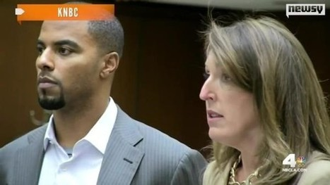 Ex NFL star defensive back Darren Sharper charged with 2 drug-related rapes - Examiner.com   The Rodriguez Law Group   Scoop.it