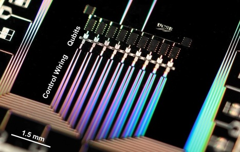 Google combines two main quantum computing ideas in one computer | Systems Theory | Scoop.it