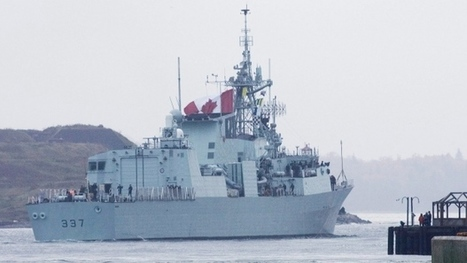 HMCS Fredericton leaving Halifax for Mediterranean mission | Nova Scotia Fishing | Scoop.it