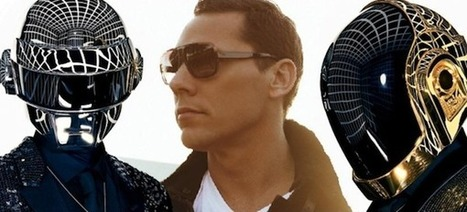 """Tiësto Disses Daft Punk; """"The Music Doesn't Deliver On The Hype"""" 