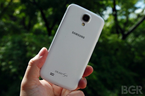 Samsung Galaxy S4 Ranks No.2 on Camera Test, Surpassing iPhone 5 | Lastest News for Cellphone | Scoop.it