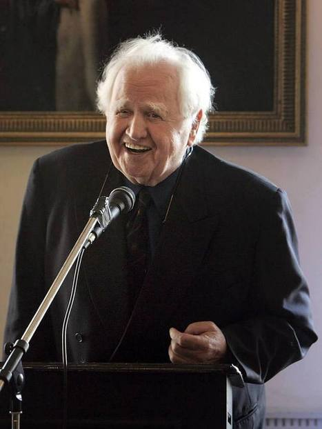 Malachy McCourt 'A powerful force' — Irish Echo | The Irish Literary Times | Scoop.it