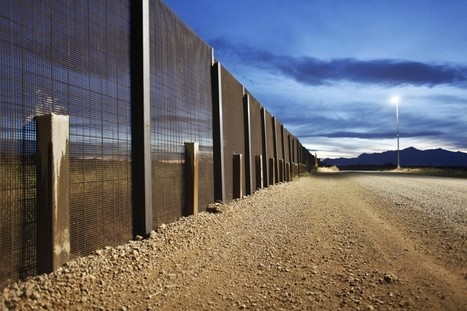 Not Just U.S.-Mexico: Walls Are Going Up Around the World | International Mobility | Scoop.it
