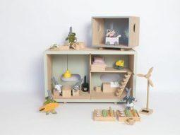 Maison de poupées écologiques | picslovin | Scoop.it