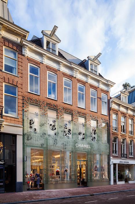 crystal houses development by MVRDV in amsterdam | 建築 | Scoop.it