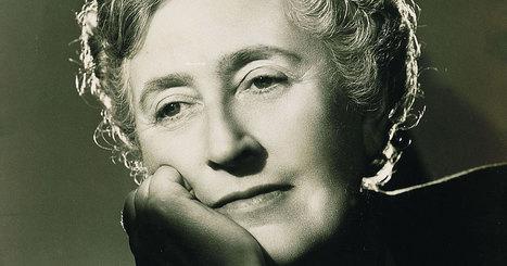 Partez à la rencontre d'Agatha Christie, cette femme qui a littéralement révolutionné le roman policier | J'écris mon premier roman | Scoop.it