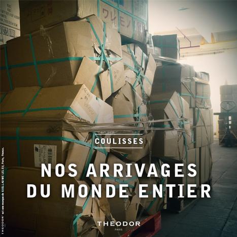 {TRANSPARENCE #1 - les provenances} : les arrivages de thés | Inside THEODOR | Scoop.it