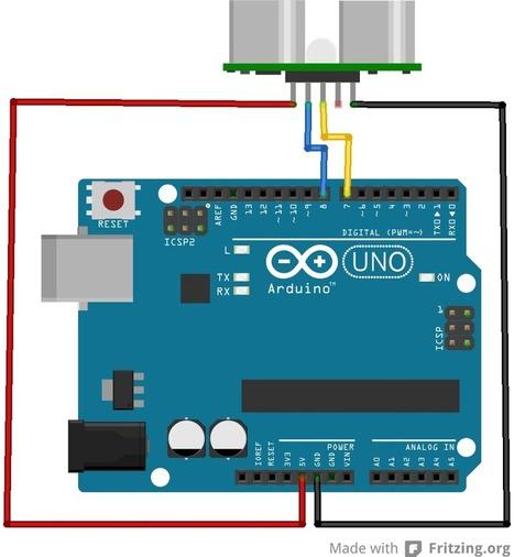 Sensor de Ultrasonidos con Arduino | Tecnología | Scoop.it