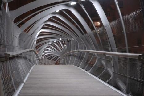 Un Twist Bridge à la française ? - Urbanews.fr   Rendons visibles l'architecture et les architectes   Scoop.it