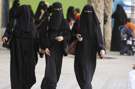 Saudi women demand end of male control | Global Politics | Scoop.it