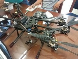 Colombia: Drones used to boost banana growers' productivity | Tech in agriculture | Scoop.it