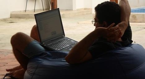 Le travail à domicile peut être une très bonne chose, pour les ... - Slate.fr | Management et projets collaboratifs | Scoop.it