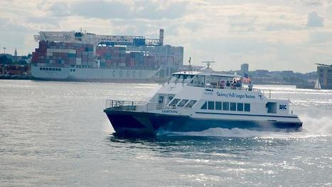 The Lynn-to-Boston commuter ferry is set to begin service on May 19 - Boston Business Journal (blog)   Urban Water Transportation - Ferries   Scoop.it