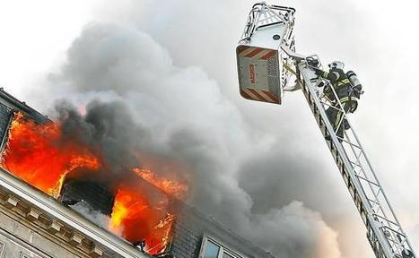 Les pompiers toujours en alerte | Mon étude:L'impact de la cohésion de  groupes dans les métier a risques | Scoop.it