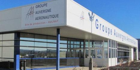 Auvergne Aéronautique placé en redressement judiciaire, 720 emplois menacés | Forge - Fonderie | Scoop.it