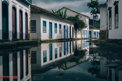 Sipping Agua de Coco and kicking cobblestones in Paraty, Brazil | Adrian Seah | Life in Brazil | Scoop.it