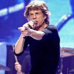 Mick Jagger on 'glamoflage' style - Belfast Telegraph | Fashion | Scoop.it