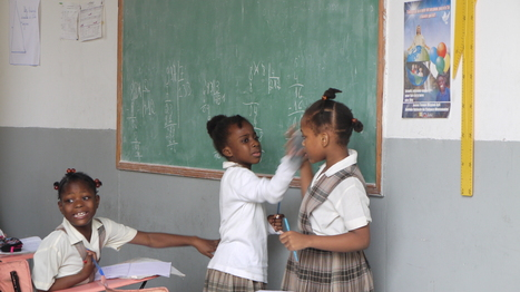 Haiti Plans to Expand Literacy to over 700,000 by 2016 | Repeating ... | Literacy | Scoop.it