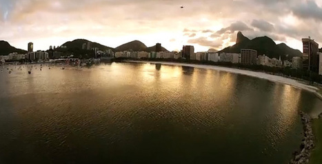 Clip Of Friday : Drone in Rio ! - UrbaNews.fr | Drone & applications | Scoop.it