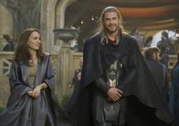 "Natalie Portman comes storming back as Jane Foster in 'Thor: The Dark World' - New York Daily News | Jack ""King"" Kirby 