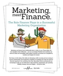 White Paper: The Role Finance Plays in a Successful Marketing Organization - Coffee + Dunn | All About Marketing Operations | Scoop.it
