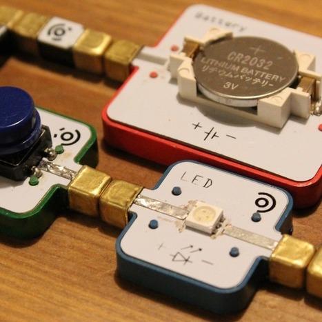Teach Your Kids Tech Basics With Electronic Building Blocks | Verdens Bedste Klasse (VBK) | Scoop.it