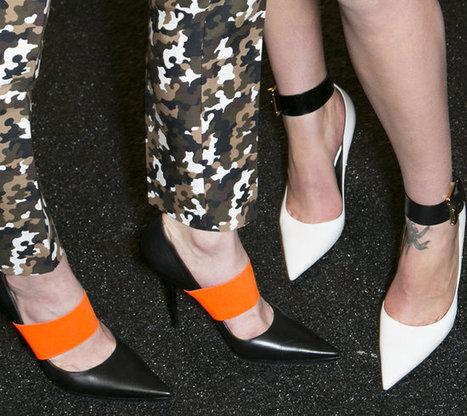 Best Fall 2013 Shoes | New York Fashion Week Runways | fashion01 | Scoop.it