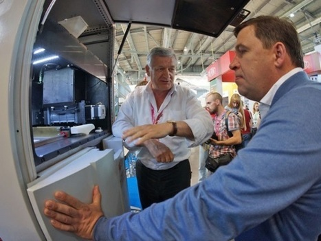 La Russie dévoile son premier système d'impression 3D métallique | FabLab - DIY - 3D printing- Maker | Scoop.it