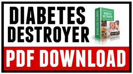 Diabetes Destroyer Review-Does Diabetes Destroyer Really Works?   JR Reviews   Scoop.it