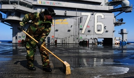 Fukushima fallout: sick US sailors file new $1bln lawsuit against Tepco | Sustain Our Earth | Scoop.it